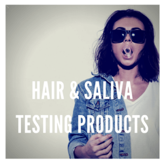 HAIR & SALIVA TESTING PRODUCTS