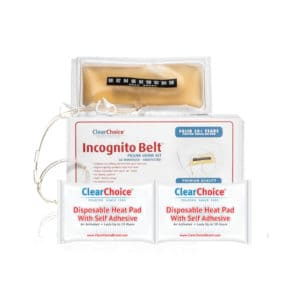 Incognito Belt- Clear Choice - How Long Does Weed Stay In Your System