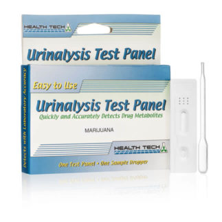 Urinalysis Test Panel THC/Marijuana - Health Tech