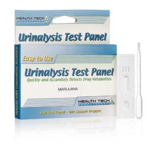 Urinalysis Test Panel For Marijuana -Clear choice