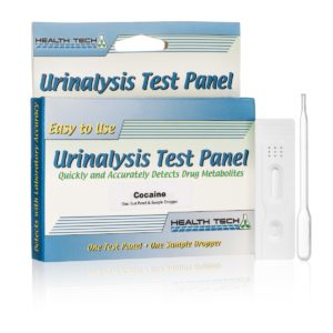 Urinalysis Test Panel For Cocaine - Health Tech