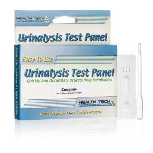Urinalysis Test Panel For Cocaine - Health Tech