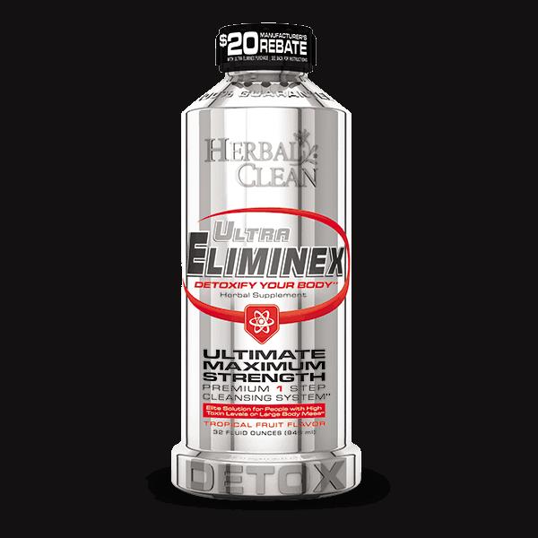 Herbal Clean Ultra Eliminex Detox Drink