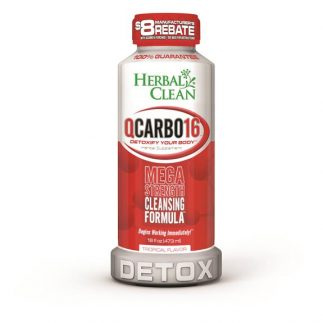 QCarbo 16oz Detox Drink