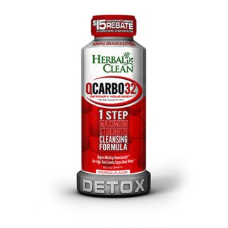 QCarbo 32oz Detox Drink