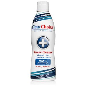 Clear Choice Rescue Cleanse l Drug Test Drinks l